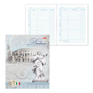 """Дневник для 5-11 классов, интегральный, ламинированная обложка, HATBER, """"Прекрасная Италия"""", 48ДL5В 16043, D233672"""