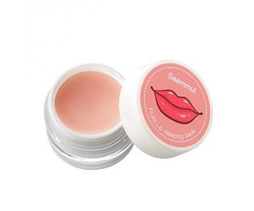 The SAEM Маска для губ фруктовая ночная Saemmul Fruits Lip Sleeping Pack 9g