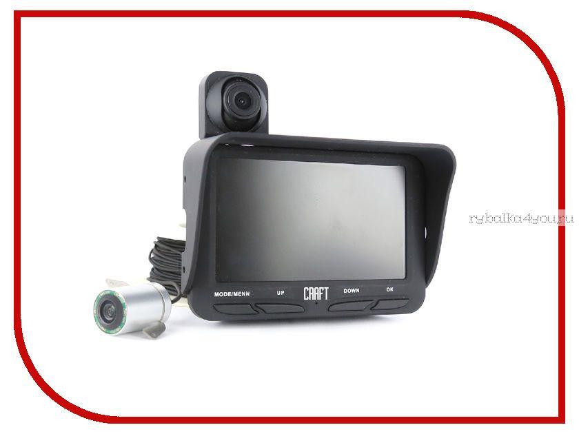 Подводная камера Craft FishEYE 110 R (2 камеры, запись)