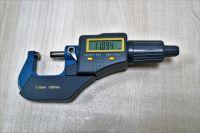 Микрометр электронный 0-25 0,001