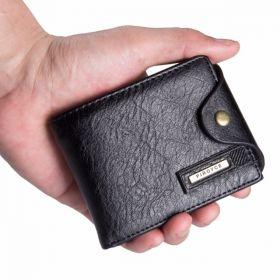 Мужской кожаный кошелек Baellerry