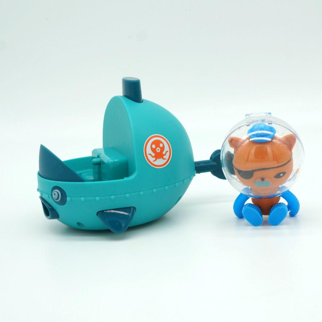 Игровой набор «Октонавты: Подводный транспорт Квази