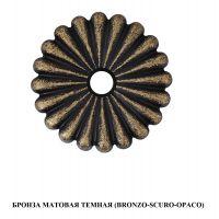 Ручка Enrico Cassina C51000 для раздвижных дверей бронза матовая темная