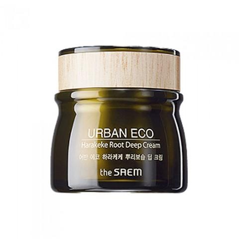The SAEM Крем с экстрактом корня новозеландского льна Urban Eco Harakeke Root Deep Cream