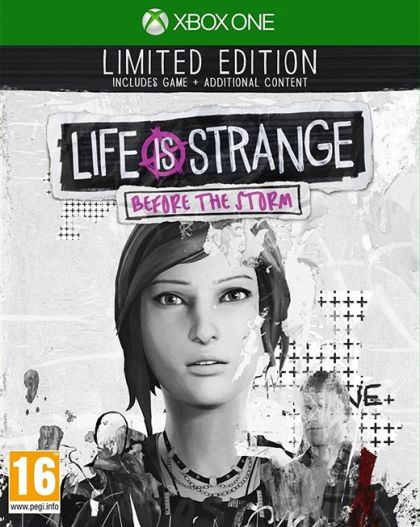 Игра Life is Strange : Before The Storm. Limited Edition (Xbox One)