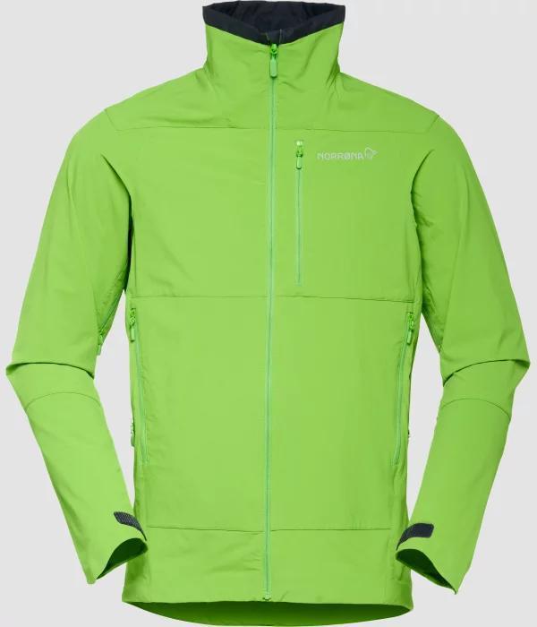 NORRONA Falketind flex1 Jacket (M) CLEAN GREEN