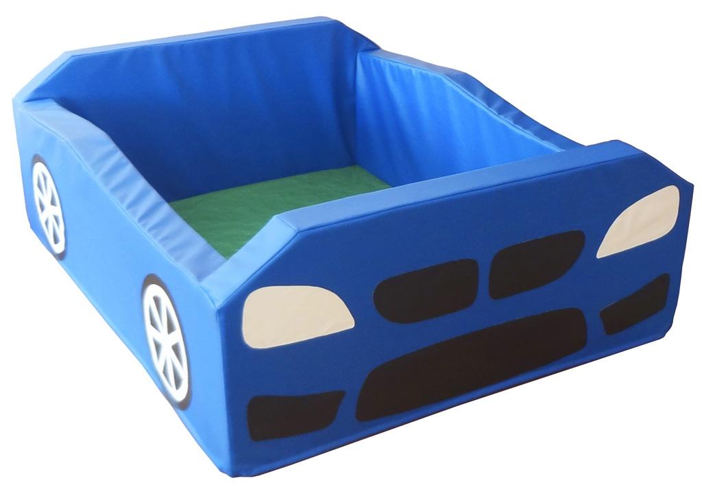 """Сухой бассейн для детей """"Машинка"""""""