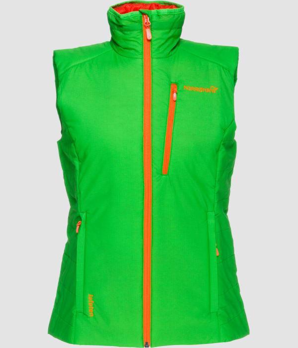 Norrona lofoten PrimaLoft100 Vest (W) JUNGLE FEVER