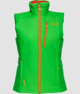 Norrona lofoten PrimaLoft100 Vest (W) JUNGLE FEVER
