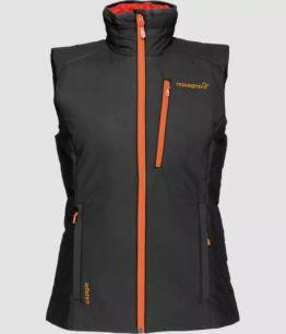 Norrona lofoten PrimaLoft100 Vest (W) CAVIAR/MAGMA