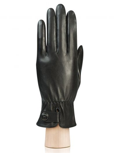 Женские кожаные перчатки Eleganzza