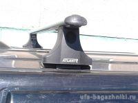 Багажник на крышу Great Wall Sailor, Атлант, аэродинамические дуги