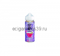 Жидкость Let's vape Raspberry Lemonade , 120 мл.