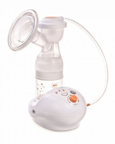 Молокоотсос с электрическим приводом Canpol babies (12/201)