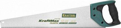 Ножовка по дереву Крафтул KrafMax Expert 500 мм 3/14 TPI