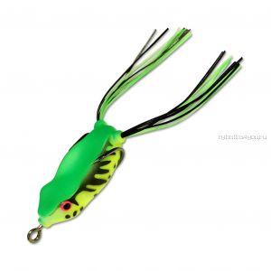 Незацепляйка Kosadaka мягкая оснащ. плав. Лягушка имитация лапок LF21 45мм / 7гр/ цвет: С43