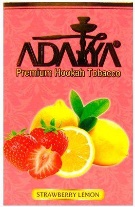 Табак для кальяна Adalya Strawberry Lemon (Клубника Лимон)