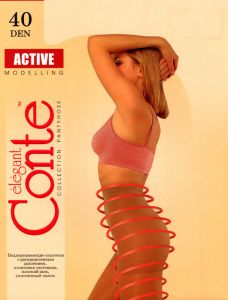 Колготки Active 40 den Конте