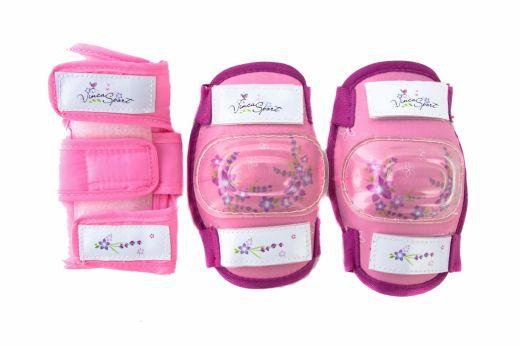 Детская защита (комплект) Pink
