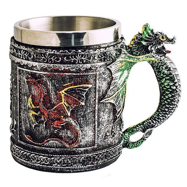 Термокружка Дракон