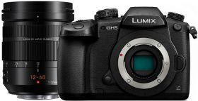 Panasonic Lumix GH5 Kit 12-60mm F2.8-4.0