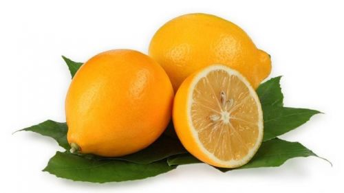 Лимон оранжевый 0,5 кг Узбекистан