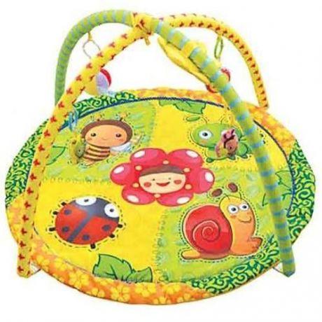 Fe Дет.игр.коврик с игрушками Весёлая полянка, 302
