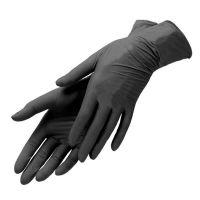 Перчатки виниловые для мастера размер M, 100 шт