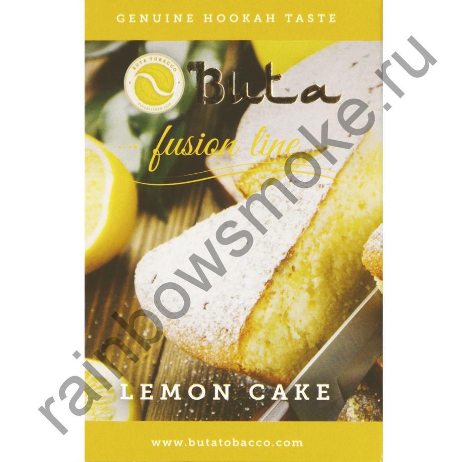 Buta Fusion 50 гр - Lemon Cake (Лимонный Пирог)