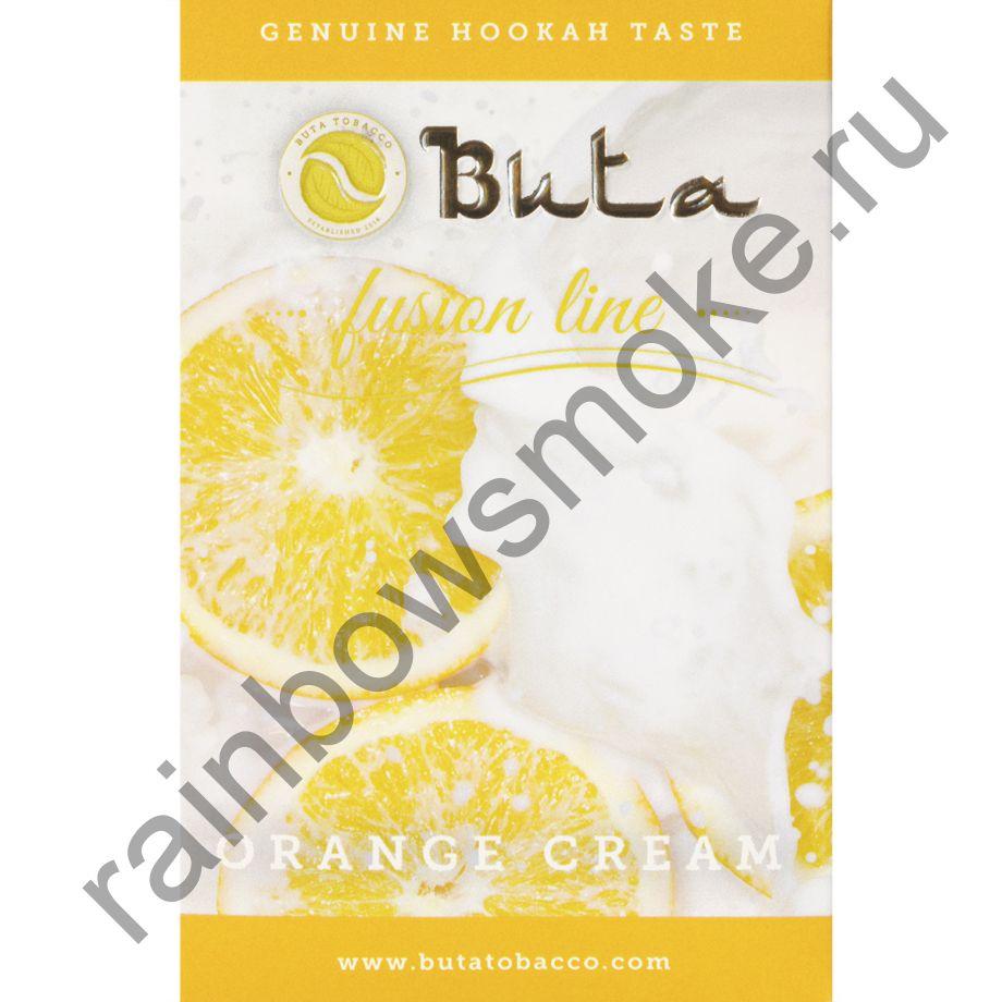 Buta Fusion 50 гр - Orange Cream (Апельсин и Сливки)