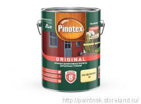 Кроющая пропитка Pinotex Original для дерева