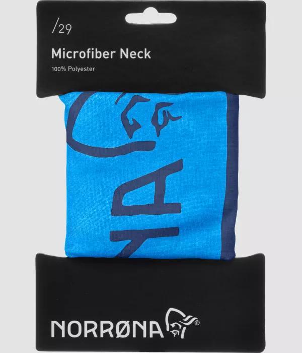 Norrona /29 microfiber neck OCEAN SWELL BLUE