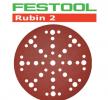 Шлифовальные круги Festool Rubin 2 STF D150/48 P180 RU2/50 575192