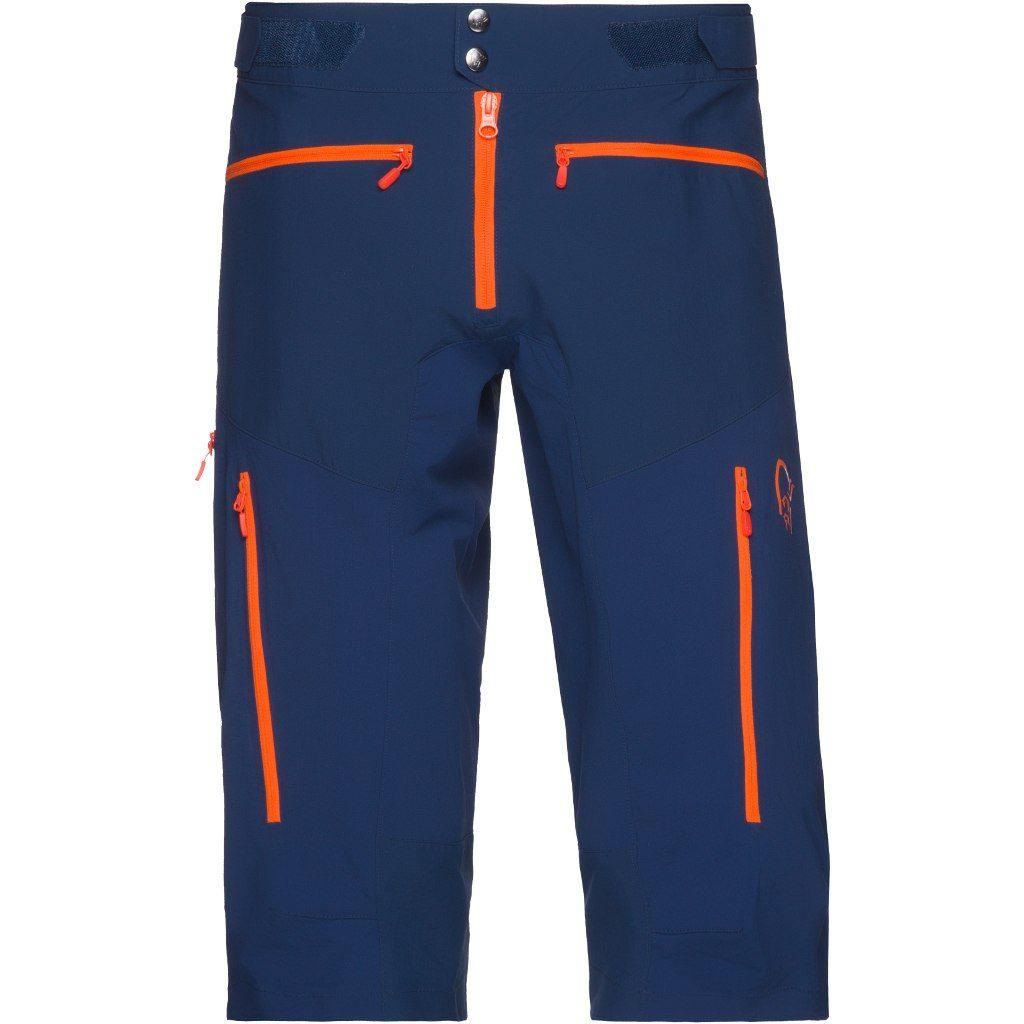 Norrona Fjøra Flex1 Shorts INDIGO NIGHT BLUE M