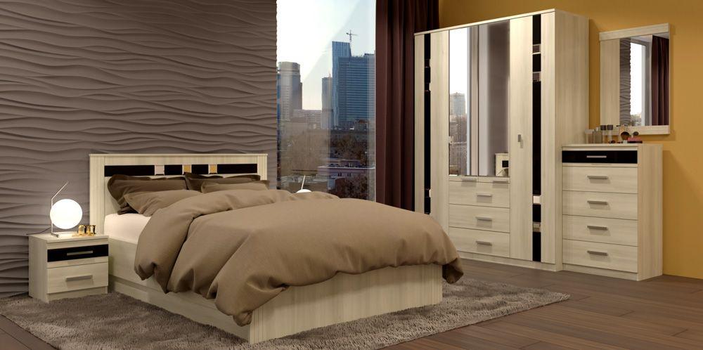Спальня Николь модульная