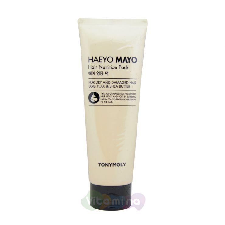 Haeyo Mayo Hair Nutrition Pack - Маска для волос лечебная