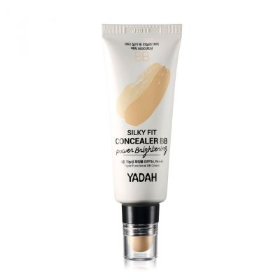 Крем ББ - консилер YADAH SILKY FIT CONCEALER BB POWDER BRIGHTENING