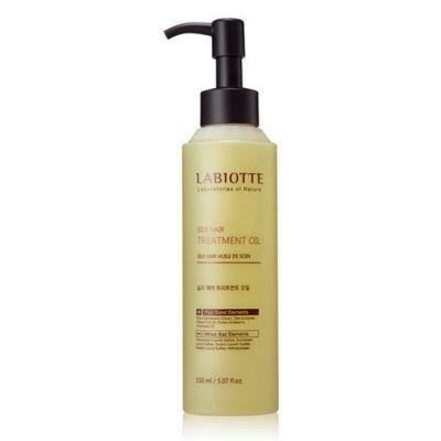 Масло питательное для волос LABIOTTE SILK HAIR TREATMENT OIL 150мл