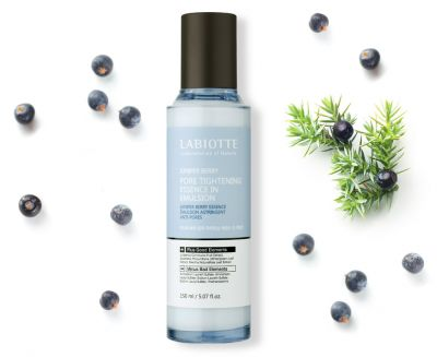 Тонер для сужения пор LABIOTTE JUNIPER BERRY PORE TIGHTENING TONER 150мл