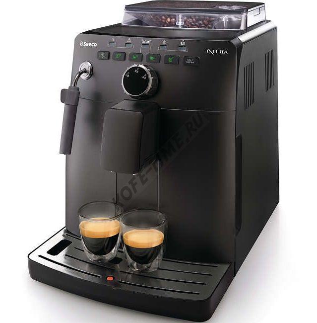 Кофемашина Saeco HD 8750/19 Intuita