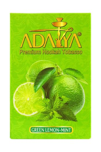 Adalya Green Lemon Mint
