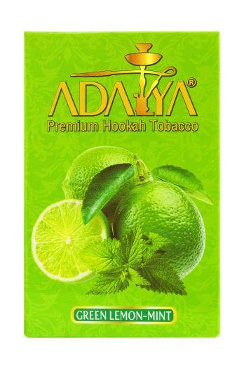 Табак для кальяна Adalya Green Lemon Mint (Зеленый лимон с мятой)