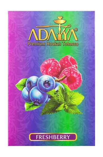 Табак для кальяна Adalya Freshberry (Адалия Черника Малина Ежевика)