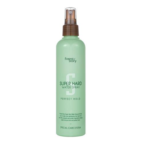 Спрей для волос фиксирующий увлажняющий Welcos Confume Super Hard Water Spray 252мл