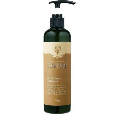 Шампунь от перхоти Welcos Mugens Legitime Shampoo 300г