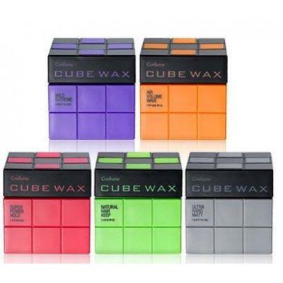 Воск для укладки волос Welcos Confume Cube Wax 80гр в ассортименте