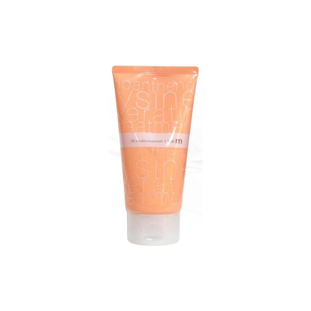 Маска для волос кератиновая с натуральными маслами Welcos Mugens The M DL Keratine Treatment 150мл
