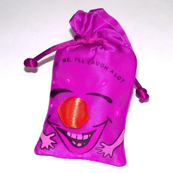Мешок со смехом фиолетовый