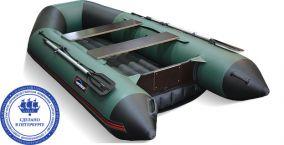 Надувная лодка HUNTERBOAT Хантер 320 ЛКА