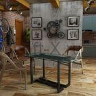 обеденный стол ontola лофт